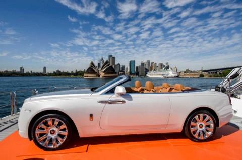 Rolls-Royce Tutup 2015 dengan Peningkatan Penjualan