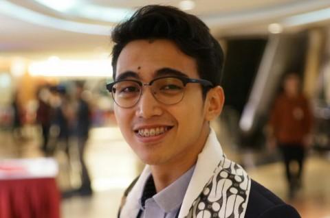 Aktif Bantu Rakyat Palestina, Adik Vidi Aldiano Raih Penghargaan
