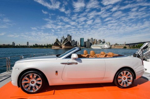 Penjualan Rolls Royce Capai  3.785 Unit di 2015