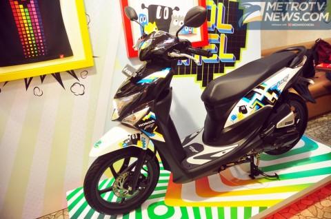 Percantik New Honda Beat Pop Esp Tak Sampai Rp500 Ribu Medcom Id