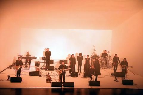 Konser Sinestesia Efek Rumah Kaca (Foto: Protea)