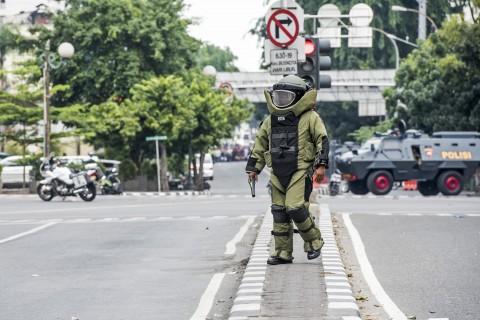 Pelaku Teror Bom Sarinah Kemungkinan Mantan ISIS