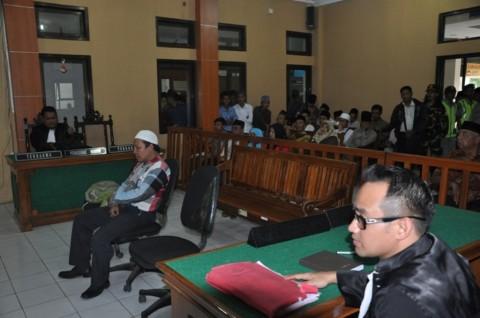 Penghina Ketua MUI Brebes Divonis 7 Bulan Penjara