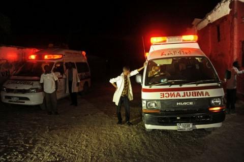 Al Shabab Serang Restoran di Somalia, 20 Orang Tewas