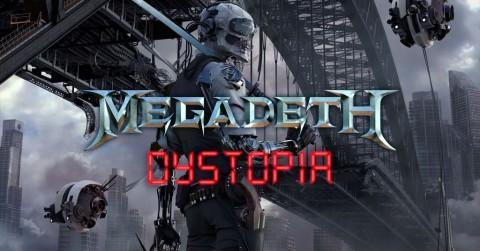 Video Klip Lagu Megadeth Terbaru Penuh 'Kebrutalan'