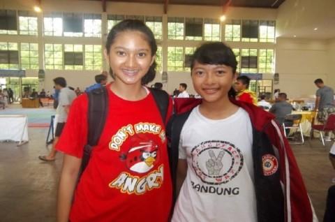 Claresta Taufan, Atlet Karate Cantik dengan Prestasi Apik