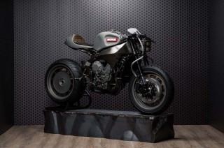 Motul Onirika 2853 Concept, Kolaborasi Italia-Perancis