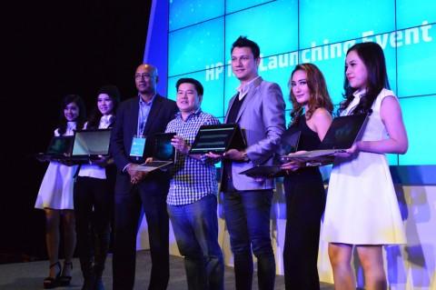 HP Luncurkan Notebook Pavilion dan Elite Terbaru