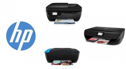 HP Rilis 3 Printer Baru untuk Konsumen Rumahan dan Bisnis Mikro