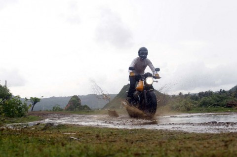 Moto Guzzi Ikut di IMA 2016, Eksplor Keindahan Indonesia