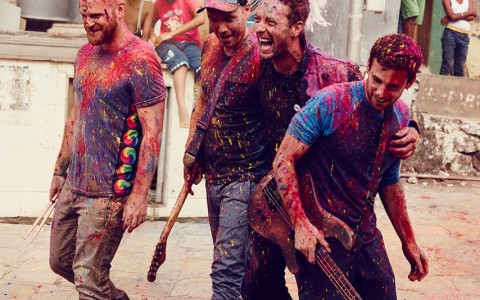India Terganggu Video Musik Coldplay