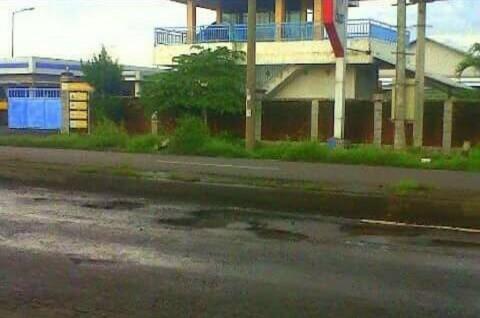 Hati-hati, Lubang Bertebaran di Jalur Nasional 3 Provinsi di Jombang