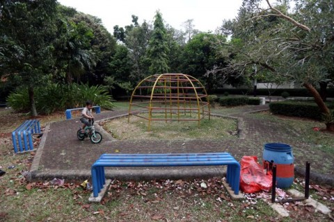 Ahok Pecat Kasudin Gara-gara Tak Mampu Rawat Taman