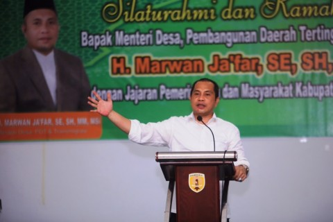 Menteri Desa Ingatkan Pelaku Industri tentang Tanggung Jawab Sosial Perusahaan