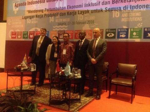 Menaker Nilai PBB adalah Mitra Penting Indonesia