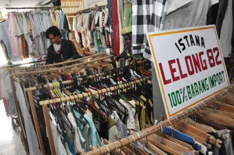 Produk Tiongkok Dominasi Impor Pakaian Indonesia