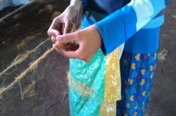 Coconet, Olahan Serabut Kelapa Pencegah Erosi