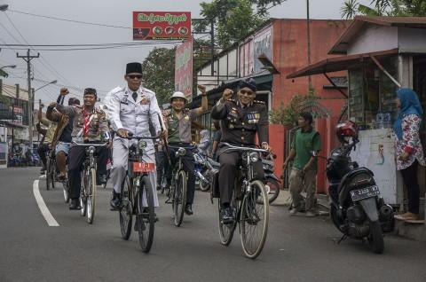 Indonesia Gudang Sepeda Tua