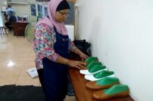 Sepatu Pengrajin Dolly Dipromosikan di Kalangan Pejabat Surabaya