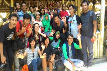 Mencintai Indonesia Melalui Newmont Bootcamp