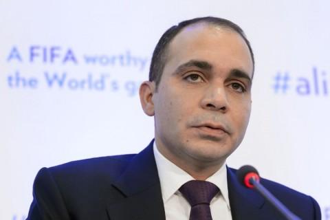Pangeran Ali Ajukan Penundaan Pemilihan Presiden FIFA
