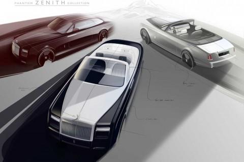 Rolls-Royce Phantom Generasi Ketujuh Tutup Buku