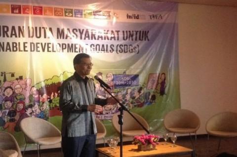 Indonesia Harus Laksanakan SDGs Secara Serius