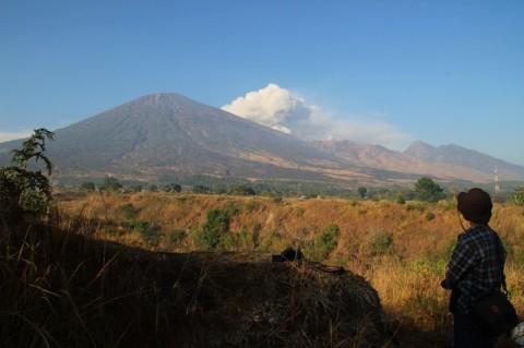 Pernah Meletus Dahsyat, Gunung Rinjani Purba akan Diteliti