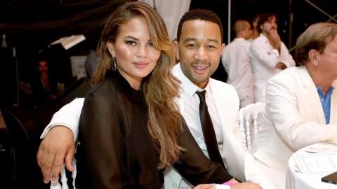 John Legend Risi Lihat Perseteruan Kanye West dan Taylor Swift