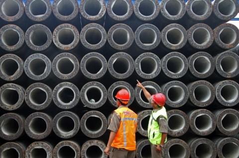 Laba Wijaya Karya Capai Rp625,04 Miliar di 2015