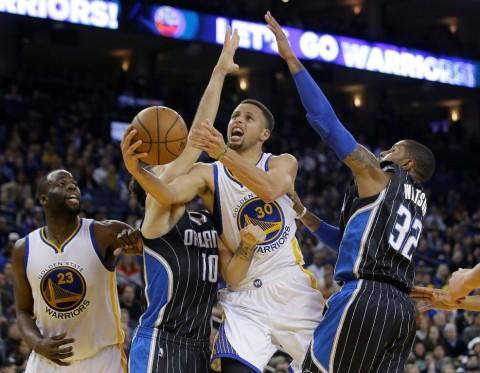 Dua Rekor NBA Pecah ketika Warriors Tundukkan Magic