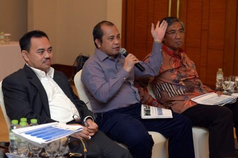 Bangun Infrastruktur Listrik, Dua Menteri Ini Jalin Kemitraan