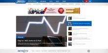 Desain Baru MetroTVNews.com, Lebih Simpel, Lebih Cerah