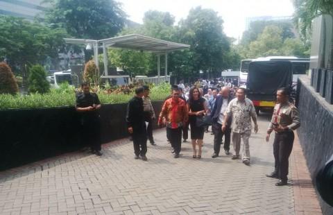 Sambangi KPK, Pansus Minta Korupsi di Pelindo Diusut Tuntas