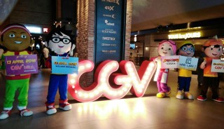 Boboiboy The Movie Tayang di CGV Blitz, April 2016