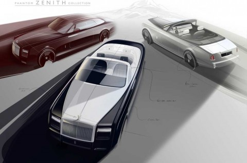 Hari Ini Rolls-Royce Rayakan Ulang Tahun Ke-110