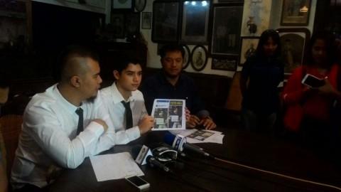 Ahmad Dhani akan Laporkan Penyebar Foto Palsu Al