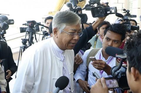 Htin Kyaw, Presiden Pertama Myanmar dari Rakyat Biasa