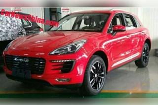 Zotye SR8, Jiplakan Porsche Macan Siap Tampil di Tiongkok