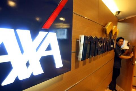 AXA Mandiri Bayar Klaim Rp1,86 Miliar ke Ahli Waris