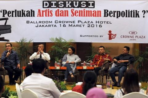 Anang Lebih Menikmati Jadi Legislator daripada Artis