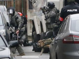 Tersangka Teror Paris Ditangkap di Belgia