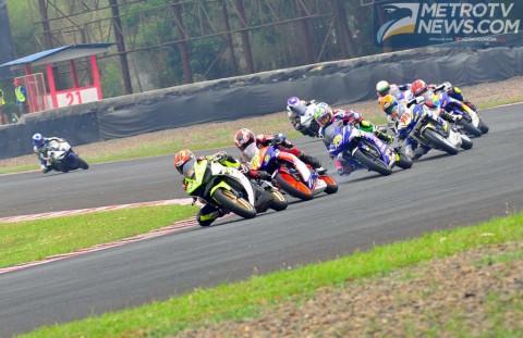 IRC Dukung Penuh Balap Motor Garapan Yamaha