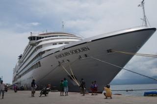 KPU Bea Cukai Batam Uji Coba Aplikasi Yacht