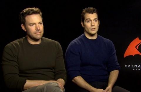 Henry Cavill & Ben Affleck Tanggapi Kritik pada Batman v Superman