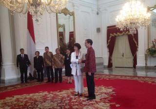 Temui Jokowi, Swiss Boyong 10 Perusahaan dan Delegasi Bisnis