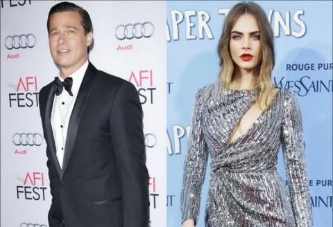 Brad Pitt Ingin Cara Delevingne Bintangi Film World War Z 2