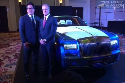 Rolls-Royce Siap Custom Semua Mobil Sesuai Pesanan