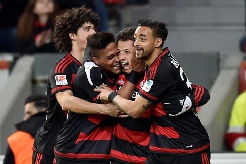 Bungkam Wolfsburg, Leverkusen Tembus Empat Besar
