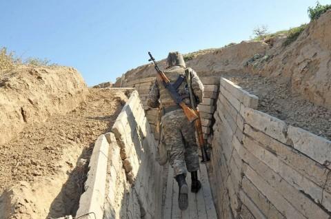 Pertempuran Dahsyat Tewaskan 30 Tentara Armenia dan Azerbaijan